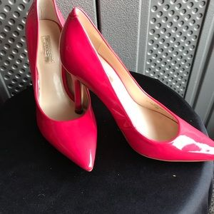 Red heels by Guess